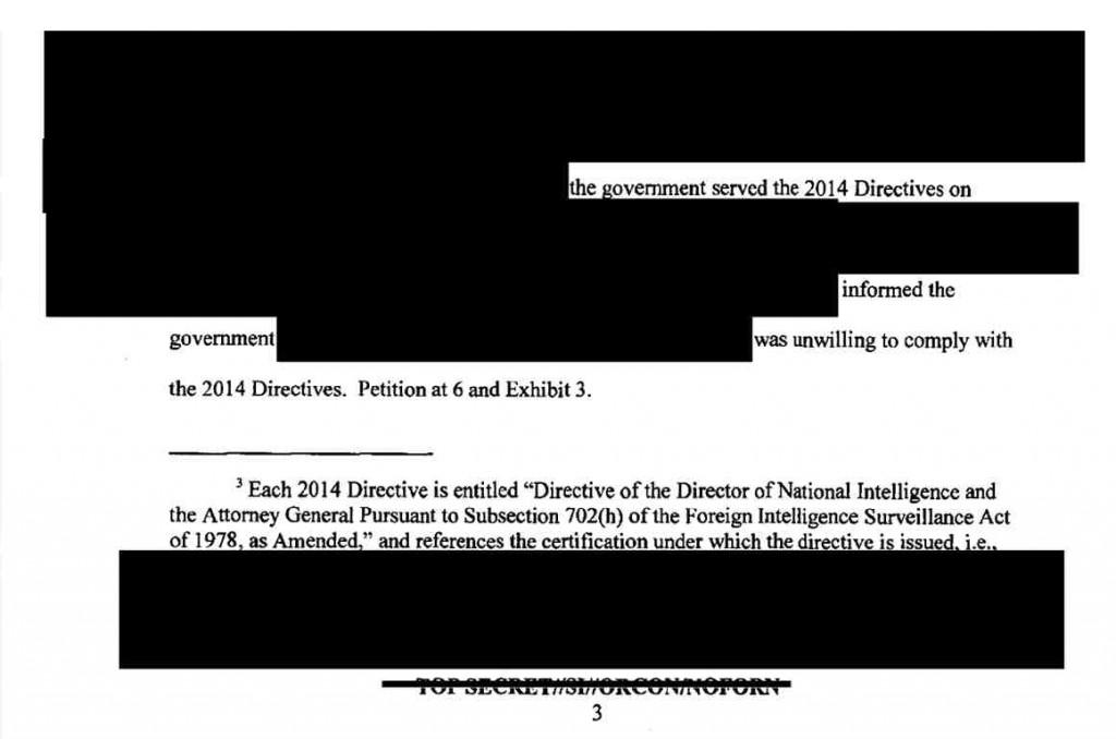 NSA surveillance ACLU