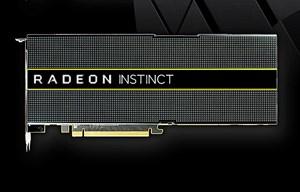 Radeon Instinct GPU