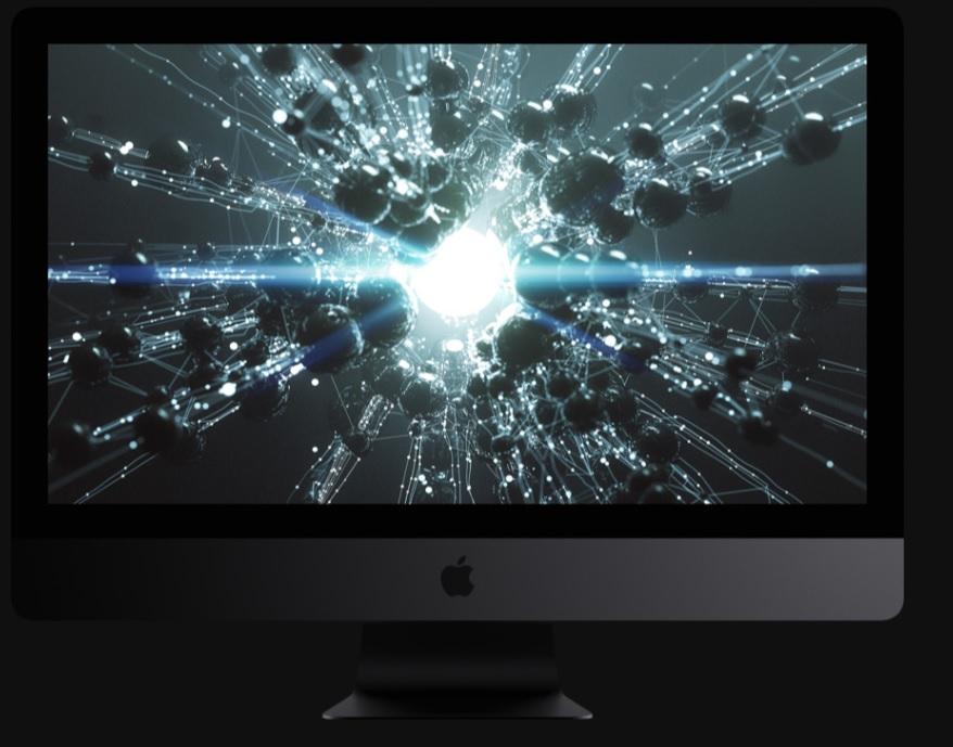 iMac Pro display