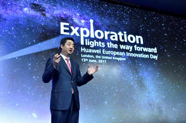 Innovative features support Huawei's smartphone leadership over Apple
