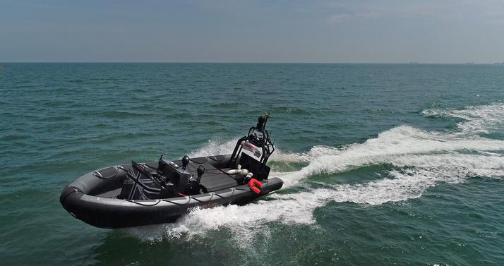 BAE boat