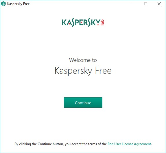 Kaspersky Free 2