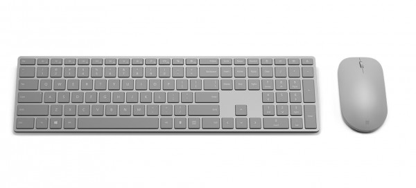 Microsoft mouse and keyboard
