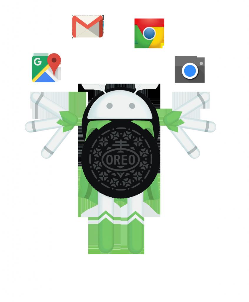 Android Oreo 1