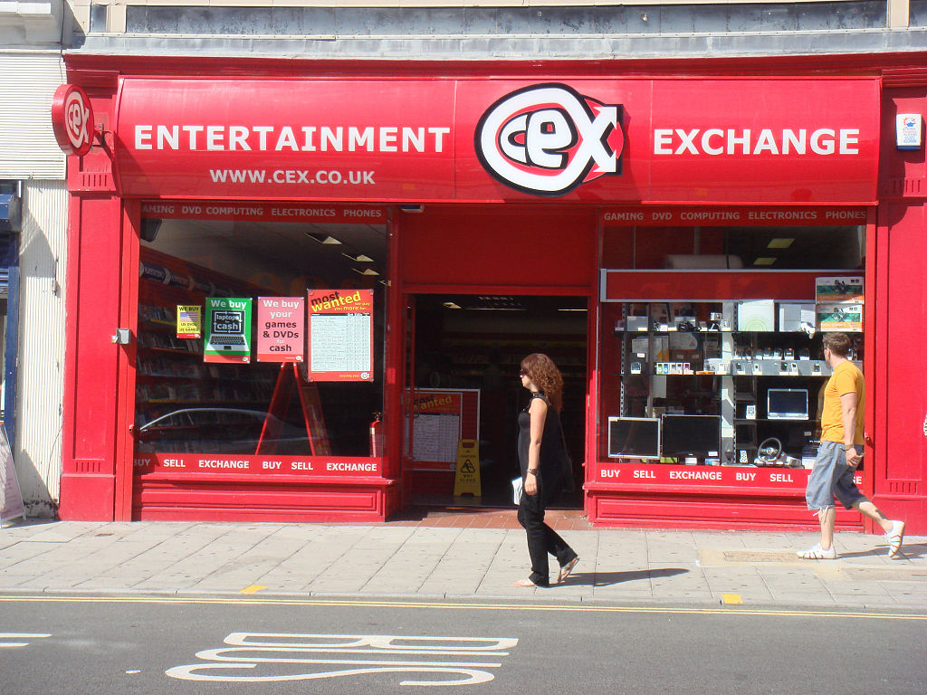 Electronics dealer CeX suffers major security breach
