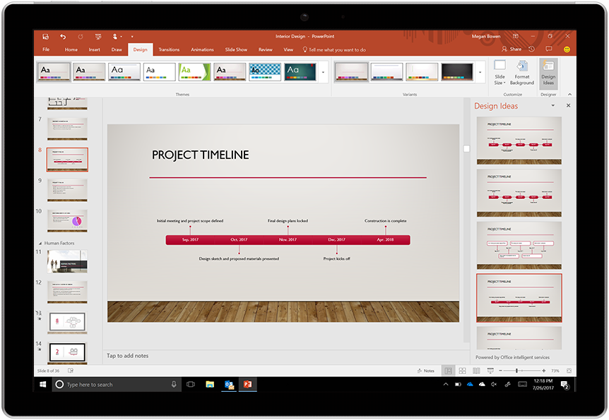 Office 365 Microsoft PowerPoint