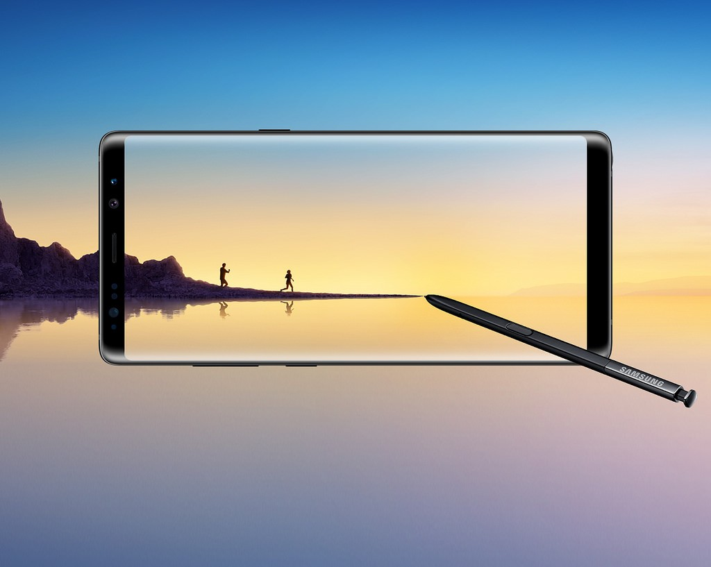 Samsung Galaxy Note 8 2
