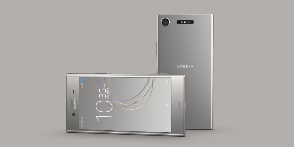 Sony Xperia XZ1 2