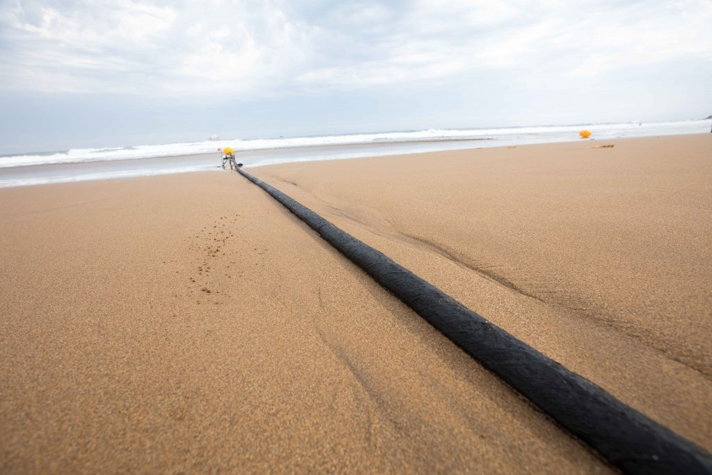 New Undersea Cables Support Rapid Data Speeds, Oz Install Ready