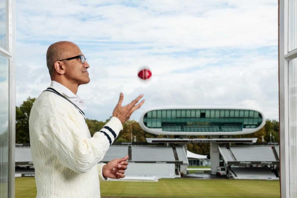Microsoft CEO Satya Nadella Cricket 2