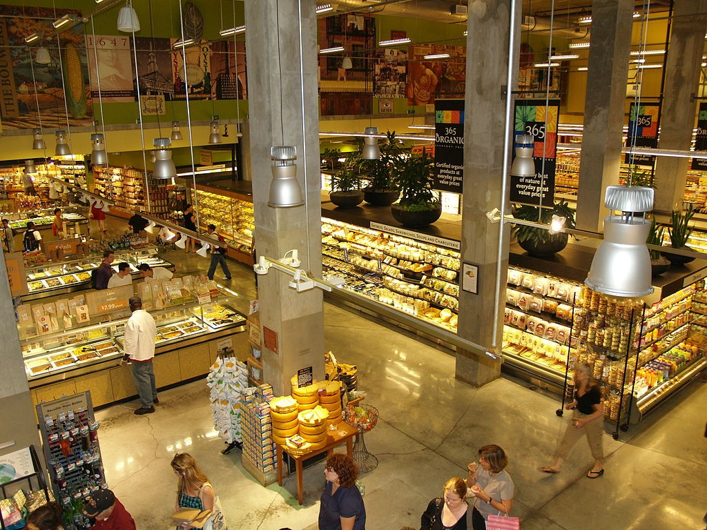 Whole Foods © Davod Shankbone