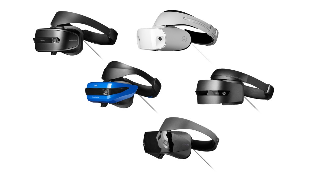 Windows 10 Mixed Reality