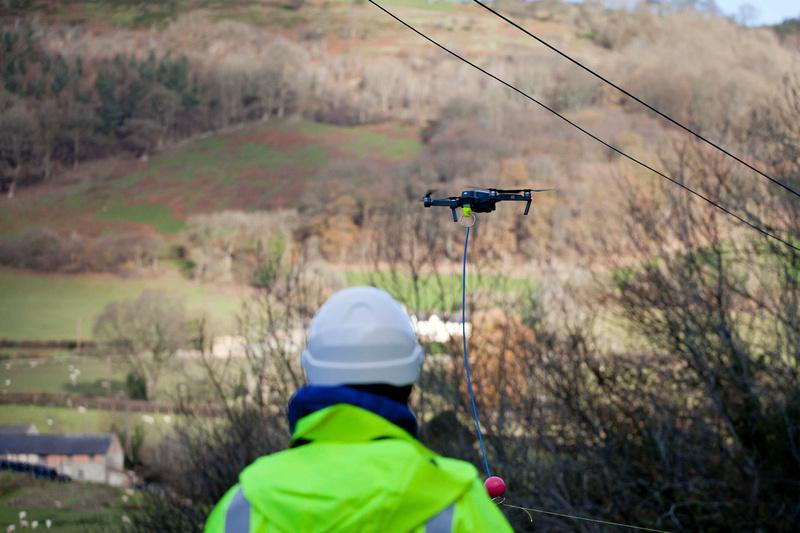 Openreach Drone 1
