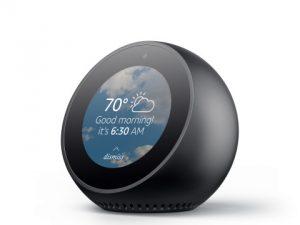 Amazon's Echo Spot smart speaker. Amazon