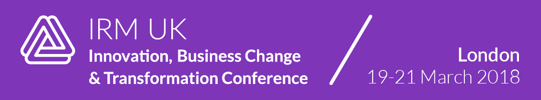 Innovation, Business Change and Transformation Conference Europe 2018