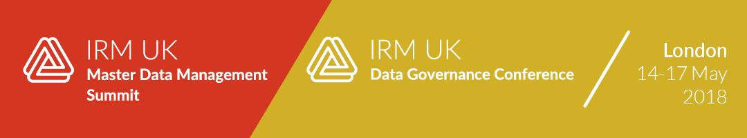 Data Governance Conference Europe - MDM Summit Europe 2018