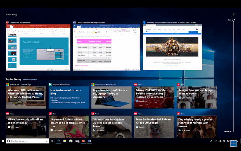 Microsoft's Next Windows 10 Update Arrives Monday""