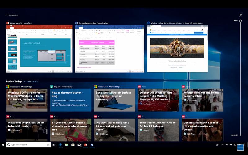 Microsoft's Next Windows 10 Update Arrives Monday