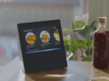 An Alexa-powered device is seen in an Amazon TV ad. Credit: Amazon
