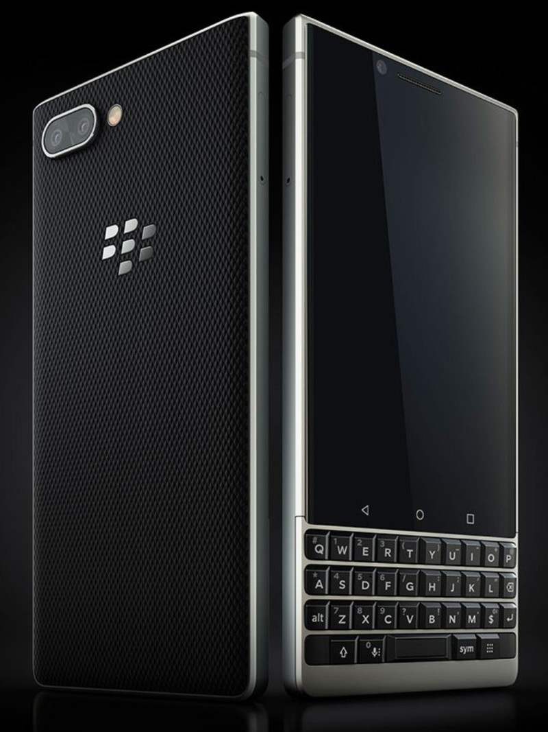 China's TCL Launches Security-Oriented BlackBerry Key2 | Silicon UK