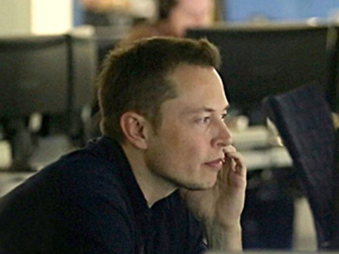 Tesla and SpaceX chief executive Elon Musk. Image credit: SpaceX