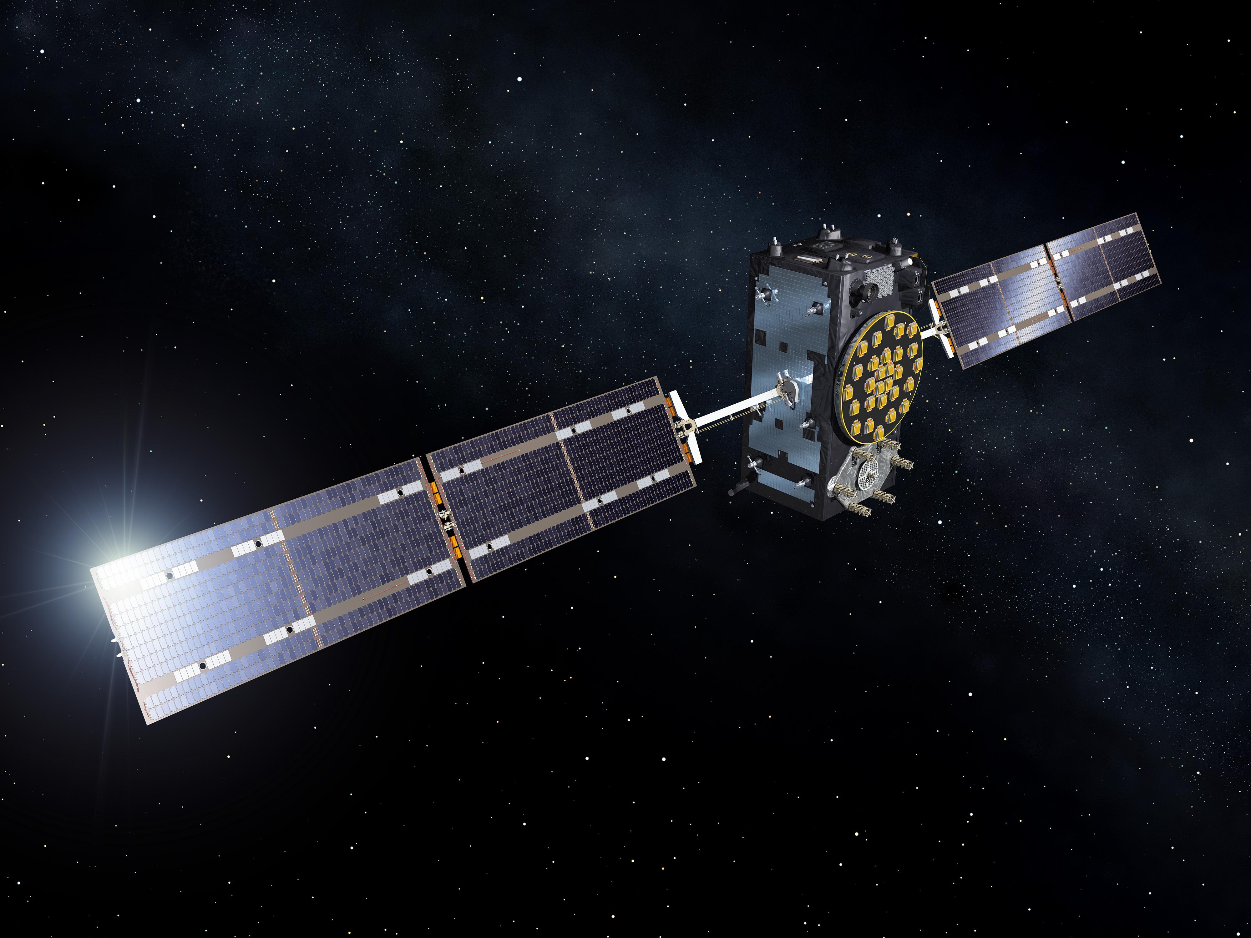 Galileo. Credit: ESA