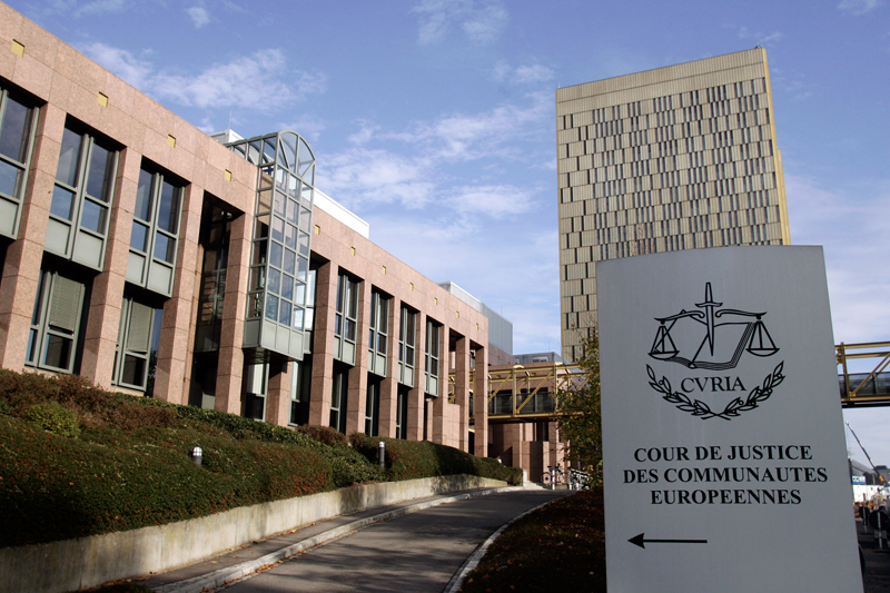 The Court of Justice of the European Union. Credit: CJEU