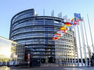 The European Parliament in Brussels. Image credit: European Parliament