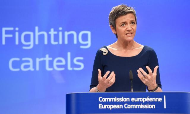 Margrethe Vestager, google