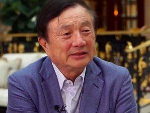huawei, ren zhengfei