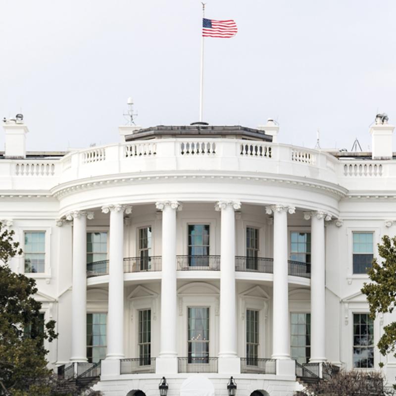 سفید گھر. تصویری کریڈٹ: امریکی حکومت