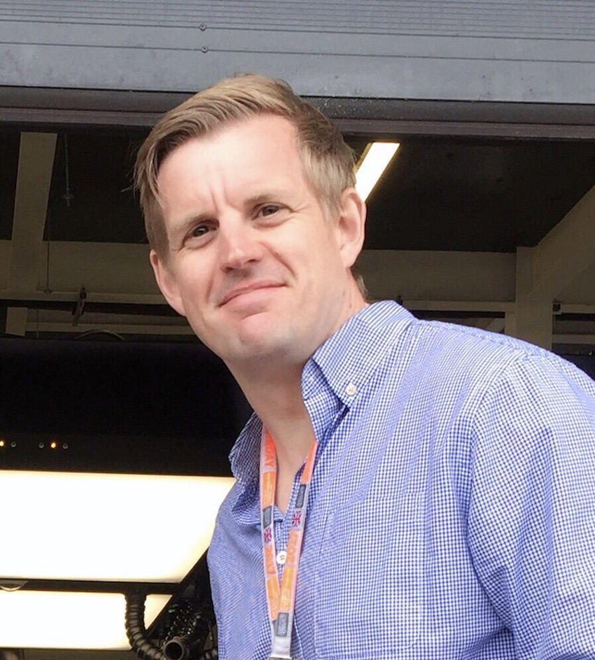 Mark Shaw, UK and Ireland, ME and Africa Sales Engineering Team Lead, Rubrik.