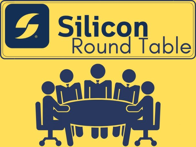 Silicon round table