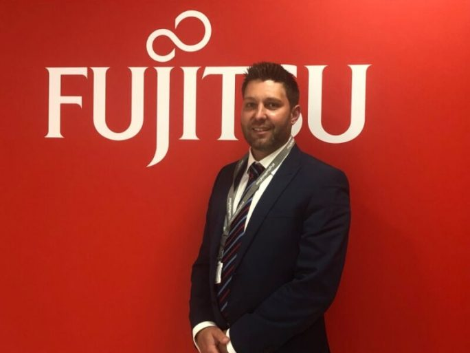 Johan Carsten,Fujitsu's UK CTO
