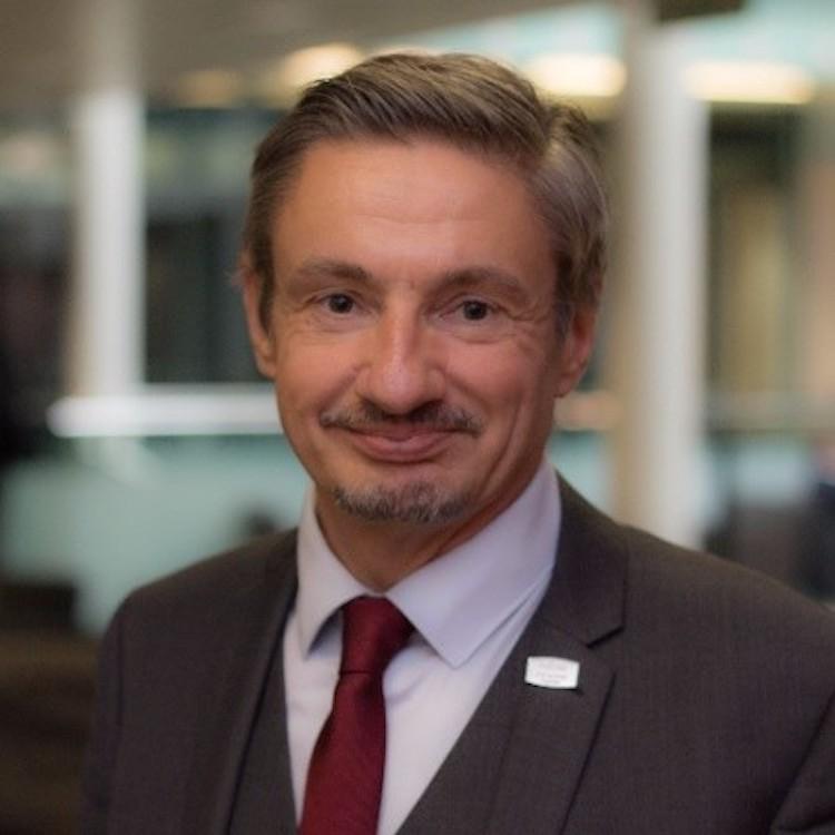 Ian Bradbury, CTO Financial Services, Fujitsu