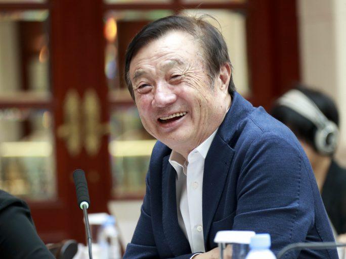 Ren Zhengfei, Founder and CEO, Huawei Technologies