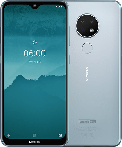 Nokia just launched two affordable Android phones with triple-lens cameras