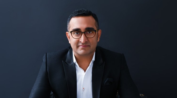 Asheesh Mehra, Co-Founder and CEO, Antworks.