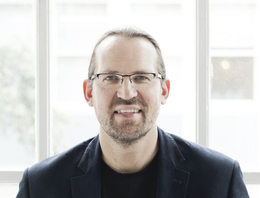 Dave Coplin, Former Chief Envisioning Officer for Microsoft UK and an established thought leader.