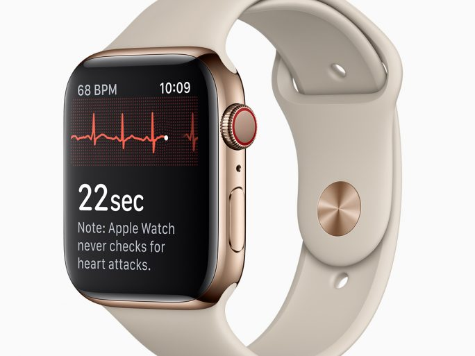ECG App Apple Watch