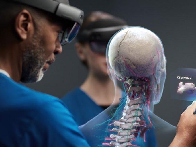 Microsoft HoloLens in healthcare