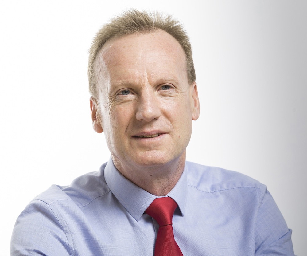 Nigel Whittle, Head of Healthcare and Medical at Plextek