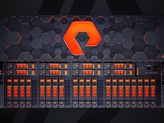 Pure Storage FlashArrayX