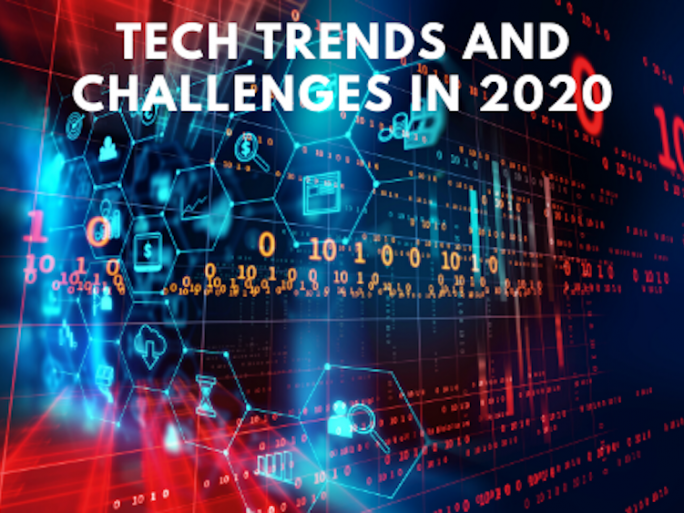 Tech Trends and Challenges for CIOs and CTOs in 2020