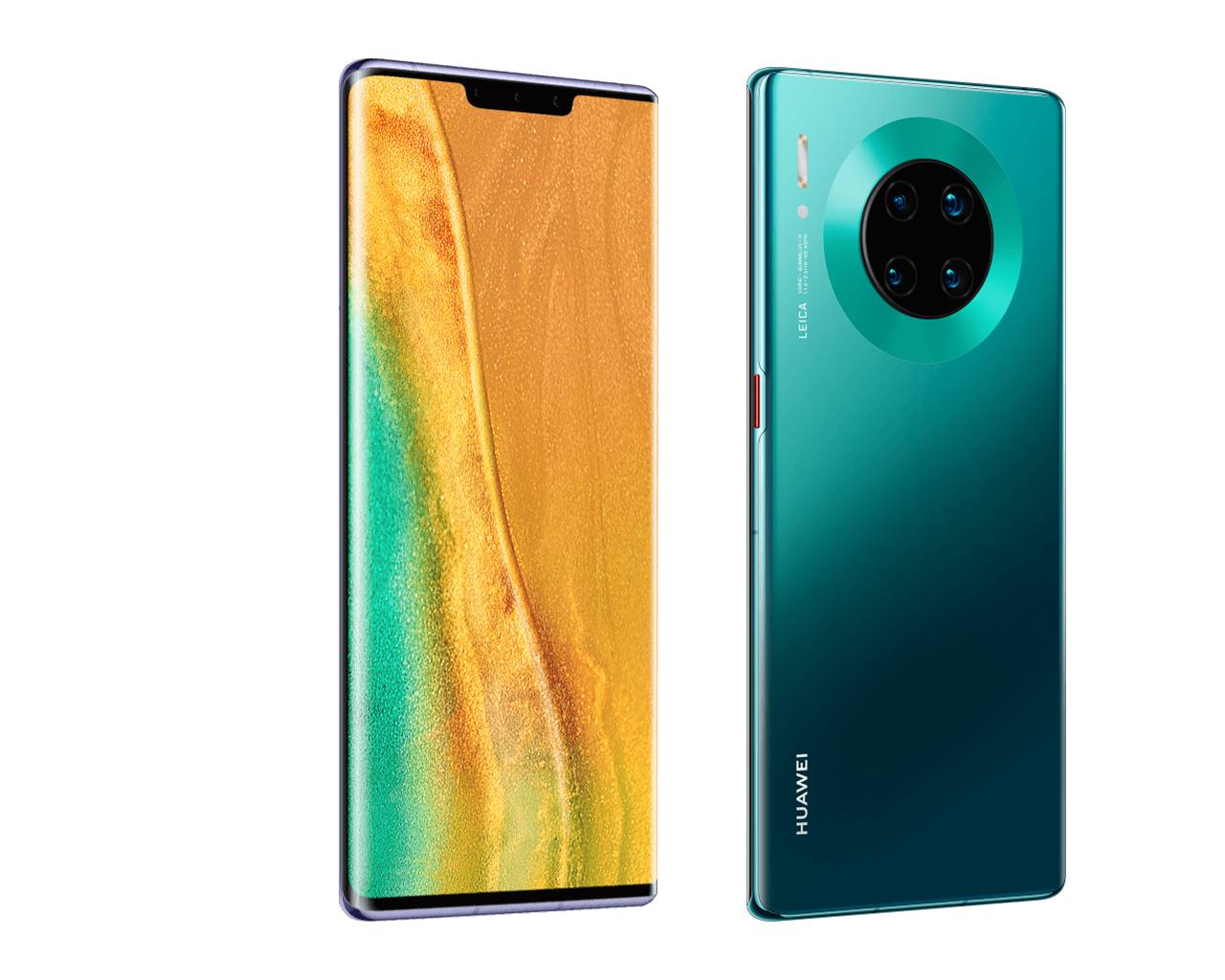 Huawei's Mate 30. Huawei
