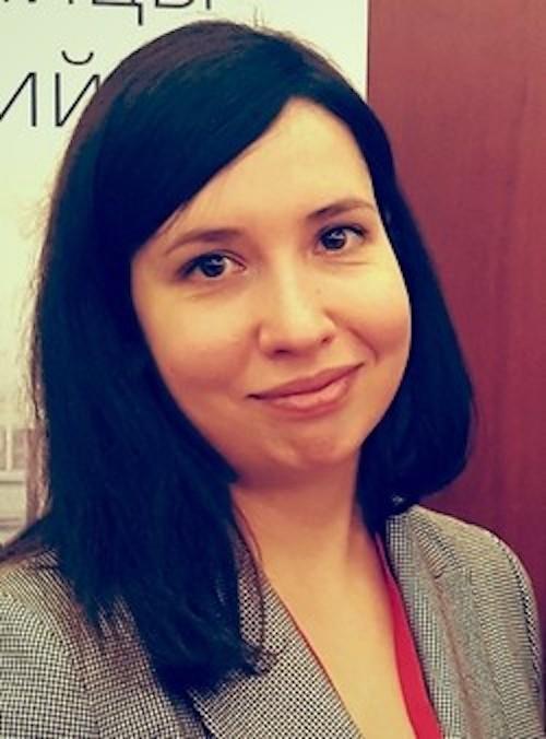 Anya Rumyantseva, Data Scientist, Hitachi Vantara