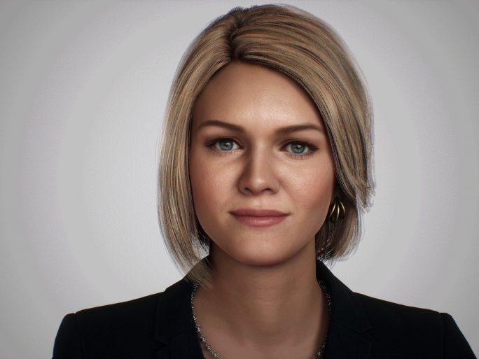 Amelia, cognitive AI agent.