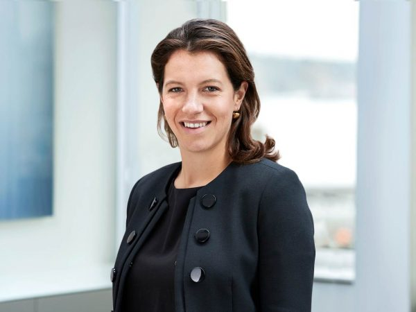 Helen Mayhew, COO at QuantumBlack a McKinsey Company.