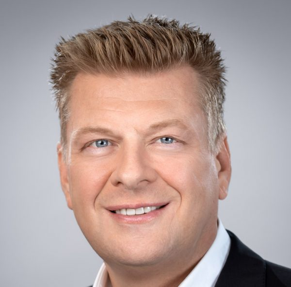 Achim Weiss, the CEO of IONOS