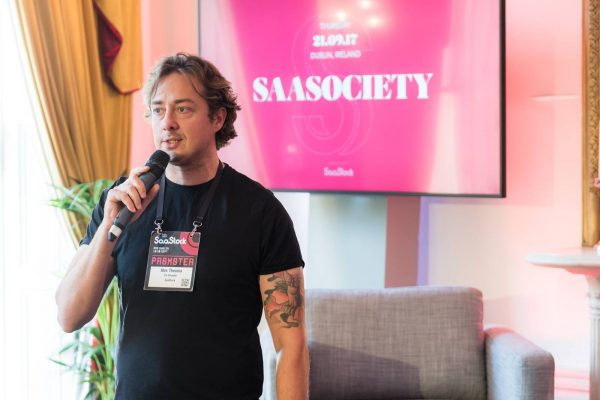 Alex Theuma, Founder and CEO, SaaStock